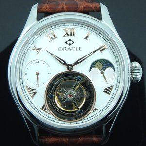 Oracle Tourbillon Luxury Men's Watch - Helios
